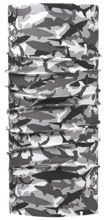 Buff Angler UV Protection Shark Camo Grey BUF 100539