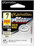 Kółka Kamatsu Max Power Solid Ring 5mm 78kg
