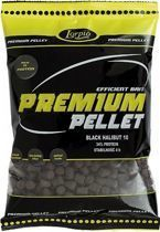 Lorpio Premium Pellet Black Halibut 2mm 200g