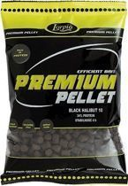 Lorpio Premium Pellet Black Halibut 6mm 700g