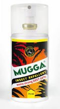 Mugga Extra Strong 50% DEET Spray 75ml