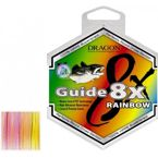 Plecionka Dragon Guide 8X Rainbow 0,18mm 250m 42-10-918