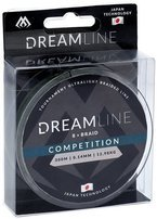Plecionka Mikado Dreamline Competition Green 0,12mm / 150m