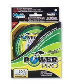 Plecionka Power Pro Żółta 0,10mm/135m