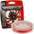 Plecionka SPIDERWIRE Stealth Smooth 8 Red 0,08mm/150m 1422114