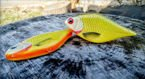 Wobler Lost Lures Ferox S 10cm 36g F16 Honey Bream