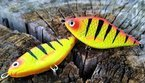 Wobler Lost Lures Ferox S 10cm 36g F27 Hot Tiger NOWY KOLOR !
