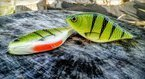 Wobler Lost Lures Ferox S 12cm 63g F1 Perch