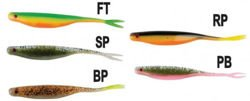 Guma Iron Claw Premium Split Tail 6,5cm RP 8341651