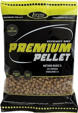 Lorpio Premium Pellet Method Basic 2mm 700g