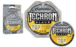 Plecionka Kamatsu Techron Black 0,03mm 10m