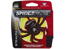 Plecionka Spiderwire Stealth Yellow 0,17/135 8Lb 1345466