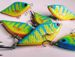 Wobler Lost Lures Ferox S 7cm 16g F26 Blue Tiger